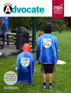Cover of the Advocate 2018 Issue 3