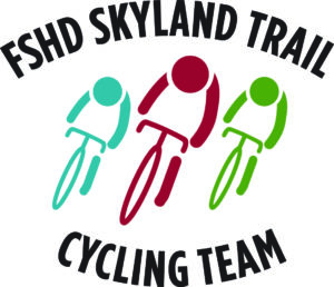 FSHD Skyland Trail Cycling Team Logo