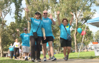 Los Angeles Walk & Roll in the news