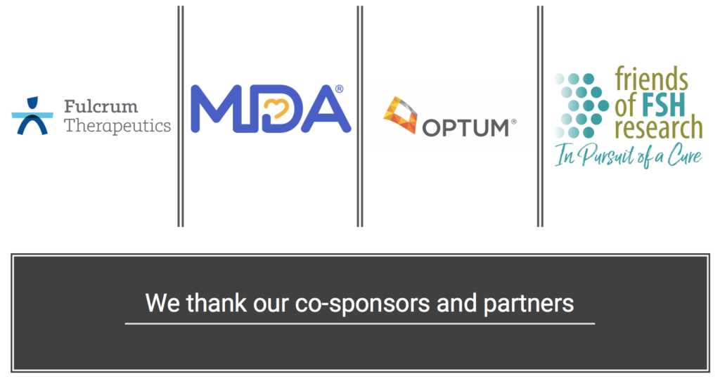 Co-sponsors and partners