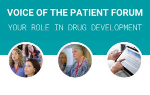 Voice of the Patient Forum blog post