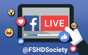 @FSHDSociety Live of Facebook