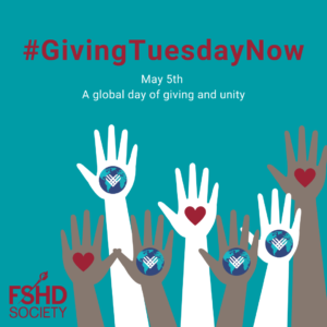 GivingTuesdayNow is May 5th