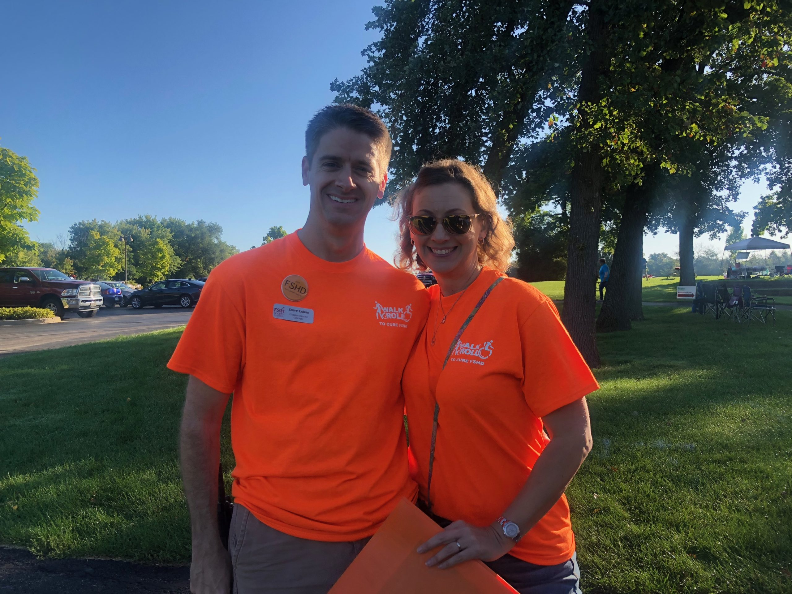 Walk & Roll to Cure FSHD