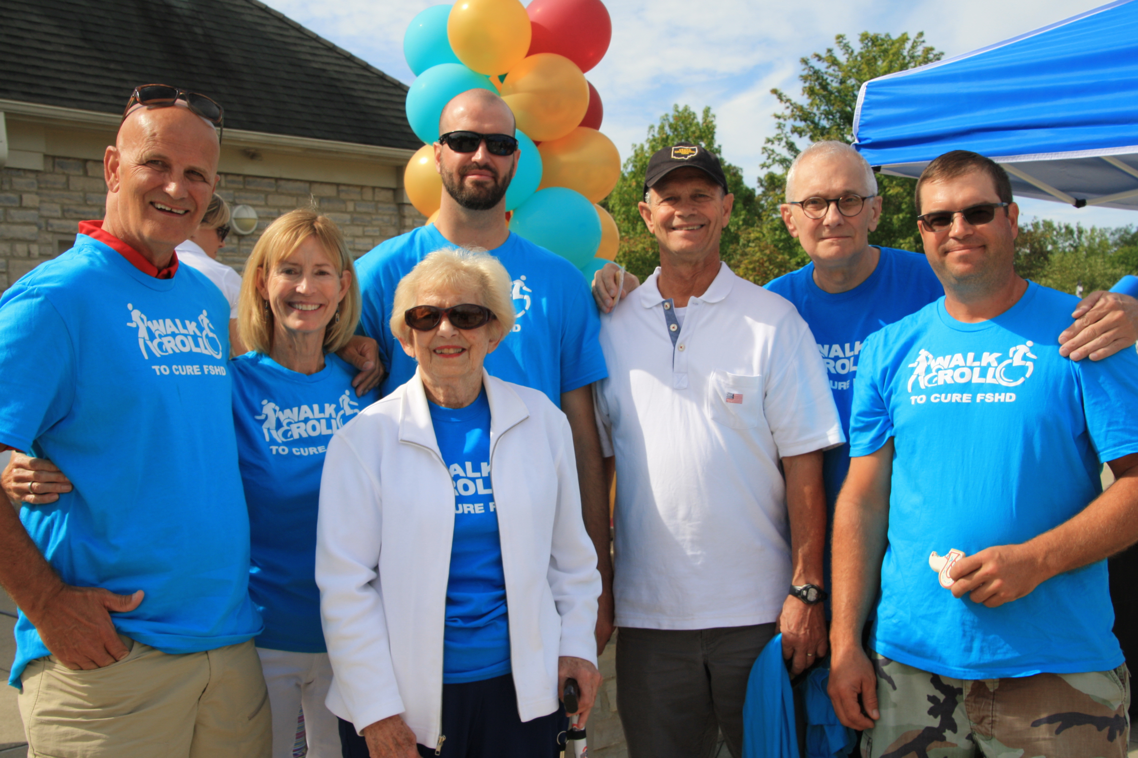 Columbus Walk & Roll to Cure FSHD