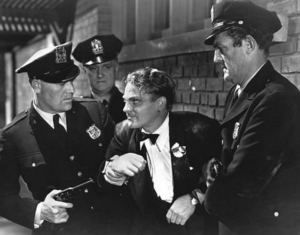 James Cagney in Angels with Dirty Faces (1938)