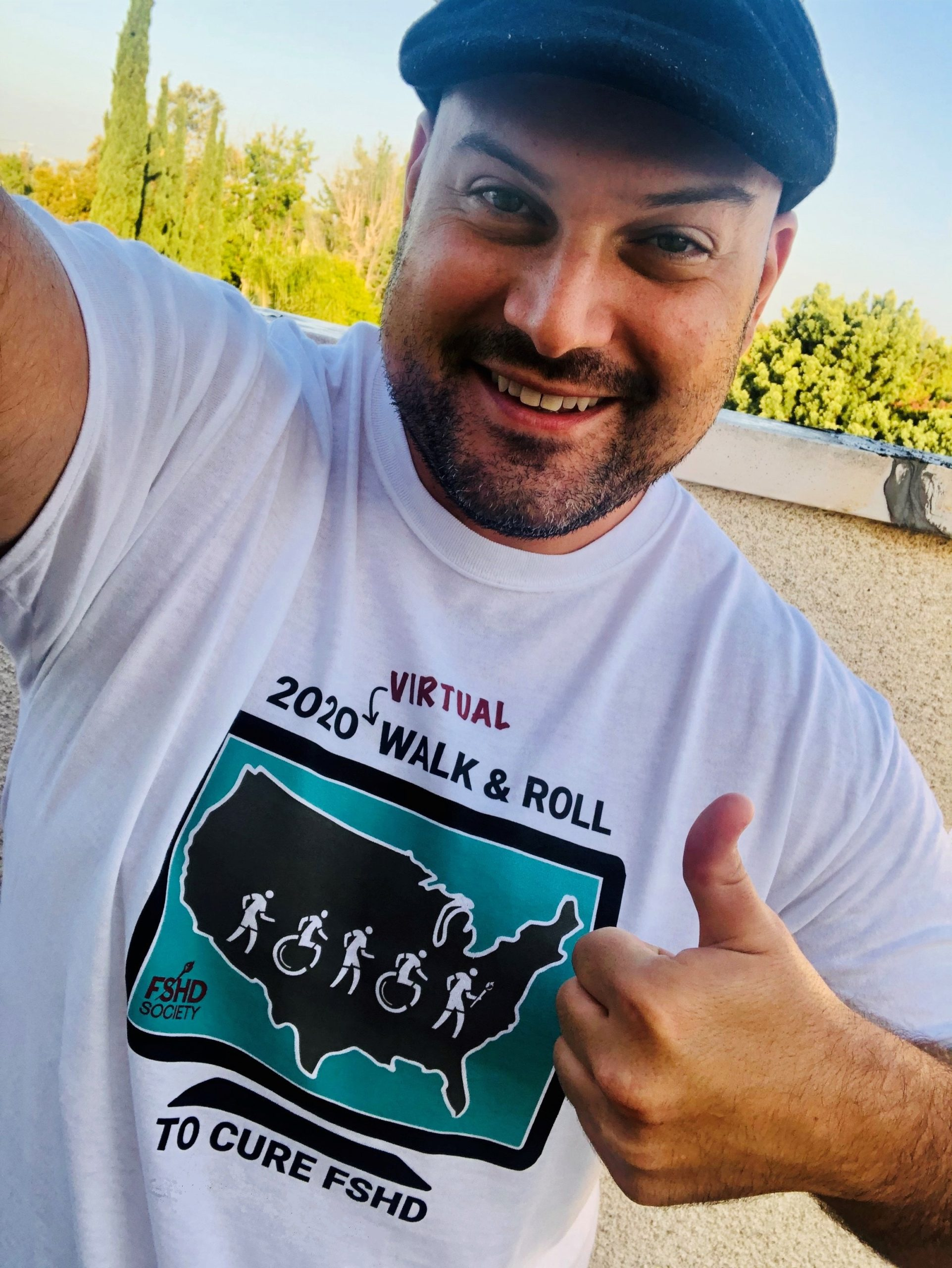 Max Adler, Walk & Roll National Ambassador