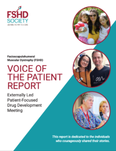 Voice of the Patient Report cover