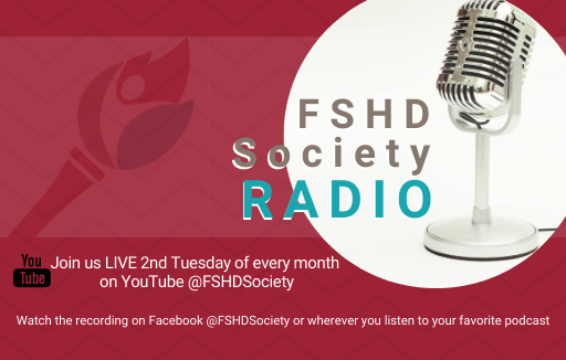 FSHD Society Radio -small