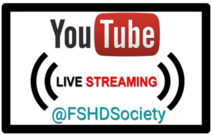 FSHD Society on YouTube Live